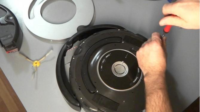 Reparación de Roomba
