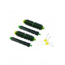 Original: Kit de cepillos verdes Roomba serie 500