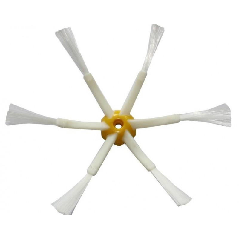 Cepillo lateral de 6 aspas para Roomba serie 700