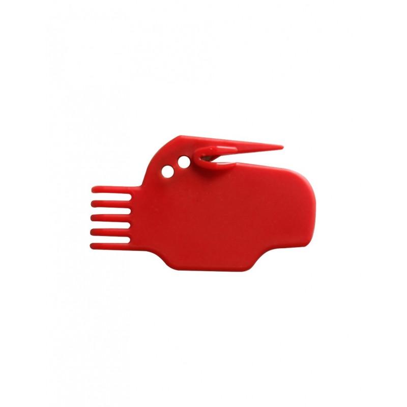 Herramienta limpiadora para cepillo lateral de Roomba serie 600