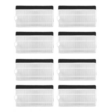 Pack D: 8 Filtros para Conga Excellence 990