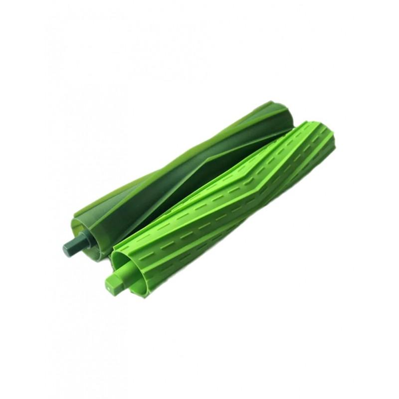 Kit cepillos de goma centrales para Roomba Serie E