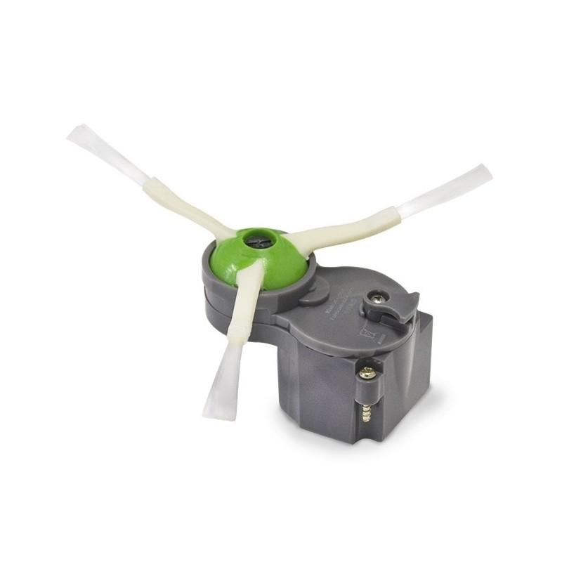 Módulo con motor para cepillo lateral Roomba Serie e y Serie i
