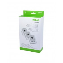 Pack de 3 bolsas de residuo para Roomba i7 S9