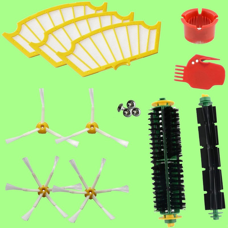 Serie 500 Recambios Roomba: Pack COMPLETO