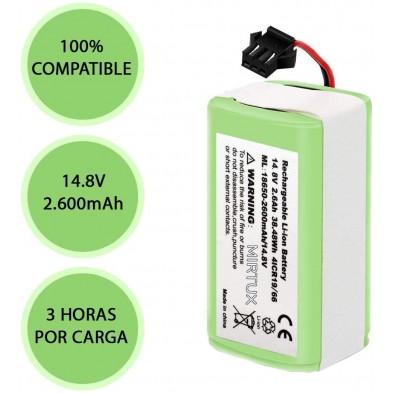 Batería de litio compatible para Conga Excellence 990