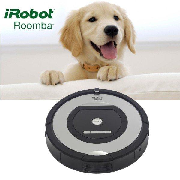 irobot roomba 775 pet - Especial Roomba para dueños de mascotas