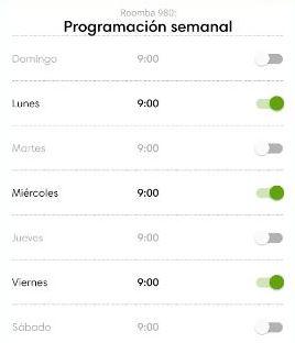 programacion-semanal-de-roomba-con-irobot-home-app