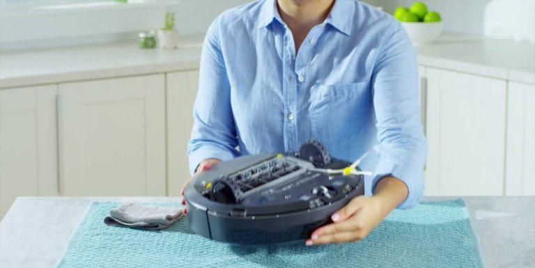 servicio tecnico roomba - Aspiradora Robot - mantenimiento básico robots Roomba