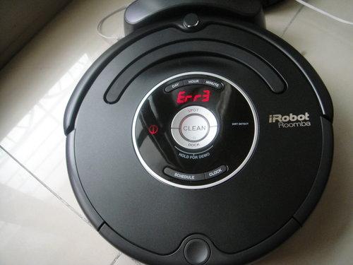 Luces de Roomba - qué significan las luces de Roomba