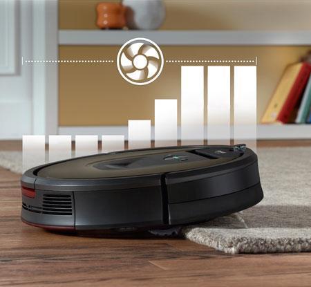 ¿Qué alfombras puede aspirar una Roomba?