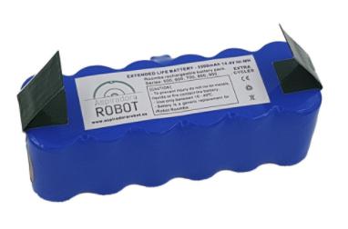 Garantía Baterías Roomba
