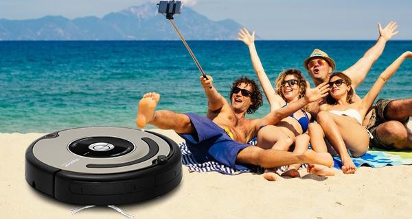 Cuida tu Roomba en vacaciones